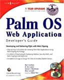 Palm OS Web Application Developer's Guide