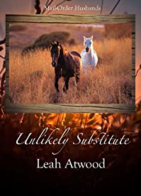 Unlikely Substitute by Leah Atwood ebook deal