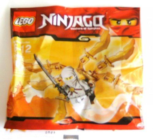 Toy / Game Lego Ninjago Exclusive Mini Figure Set #30080 Zane Ninja Glider Bagged - Complete Your Collection (Zane Ninja Glider compare prices)