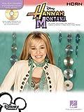 Hannah Montana - Horn - Instrumental Folio - Bk+CD
