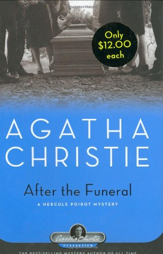 Cover of After the Funeral: A Hercule Poirot Mystery (Hercule Poirot Mysteries)