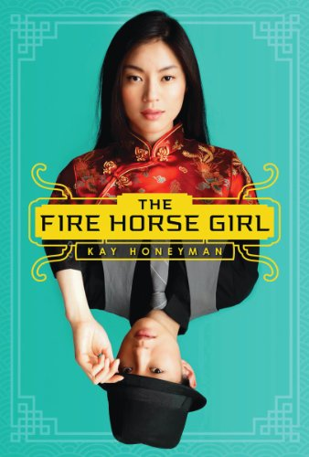 Cover of The Fire Horse Girl