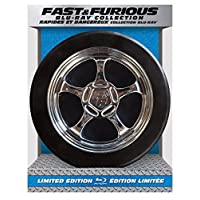 Fast & Furious 1-7 Collection [Blu-ray]