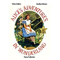 Alice's Adventures in Wonderland [VHS Retro Style DVD] 1972