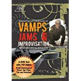Vamps Jams & Improvisation - Instructional Guitar 2-DVD Pack Featuring Frank Vignola ~ Frank Vignola