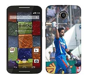 Wow Premium Design Back Cover Case For Motorola Moto X 2nd Generation