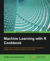 Machine Learning With R Cookbook Front Cover
