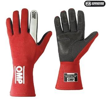 Omp - Gants Omp First-S Rouge L
