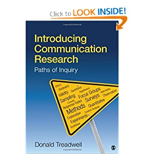 Introducing Communication Research: Paths of Inquiry ebook
