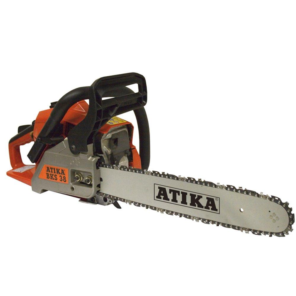 Atika 302326 BenzinKettensäge BKS38, 400 mm Schwert, 38cm³  BaumarktKritiken und weitere Informationen