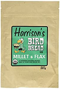 Harrison's Bird Bread Mix - Millet and Flax