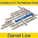Limitations of the Balance Sheet | Daniel Low