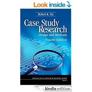 case study research yin ebook Case study as a research method 1 outline 1 case study typologies 2 case study research links with yin/cosmos's typology (1984) explanation understanding.