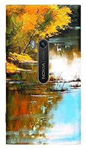 TrilMil Printed Designer Mobile Case Back Cover For MICROSOFT Nokia Lumia 920