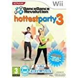 Dance Revolution - Hottest Party 3 without Dancemat (Wii)