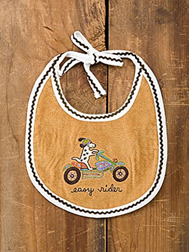Easy Rider Baby Bib By Natural Life - 1