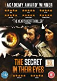 The Secret In Their Eyes [DVD] [2009] (Spanish soundtrack with English subtitles)