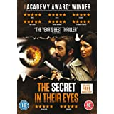 The Secret In Their Eyes [DVD] [2009] (Spanish soundtrack with English subtitles)by Ricardo Darin