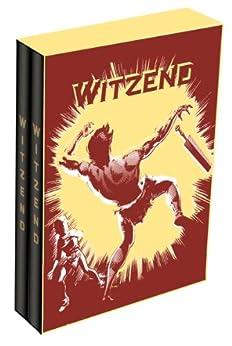 """Komplet """"witzend"""" i to bind 31. maj 2014"""