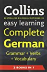 Easy Learning Complete German Grammar...