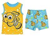 Disney Finding Nemo Sleeveless Pajama Sleepwear Little boys' 3T