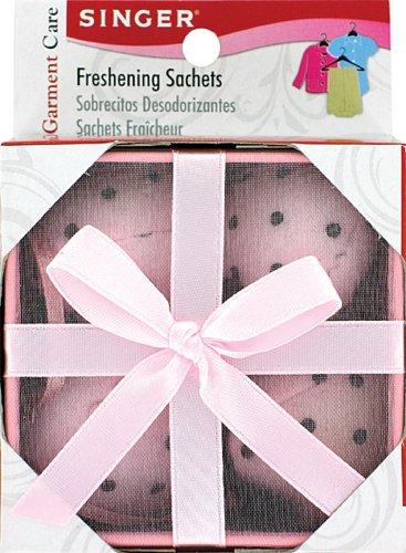 Singer Freshening Sachets, 4-Pack