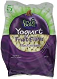 Fruitbowl Blackcurrant Yogurt Fruit Flakes Multi-Packs 25 g (Pack of 6, Total 30 Bags)