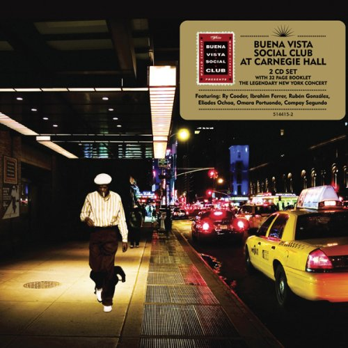 Buena Vista Social Club - Buena Vista Social Club At Carnegie Hall(2 CD) - Zortam Music