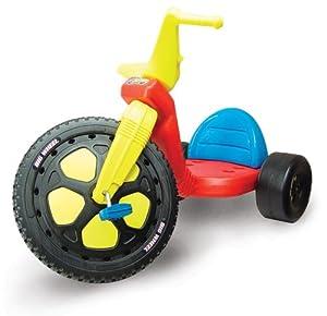 16 inch big wheel: