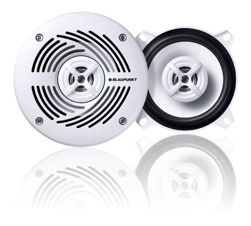 Blaupunkt Msx402 4-Inch Marine Coax Speaker Set