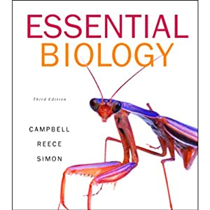 VangoNotes for Essential Biology, 3/e | [Neil Campbell, Jane Reese, Eric Simon]