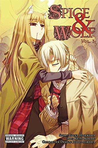 Spice and Wolf, Vol. 3 - manga [Keito Koume] (Tapa Blanda)