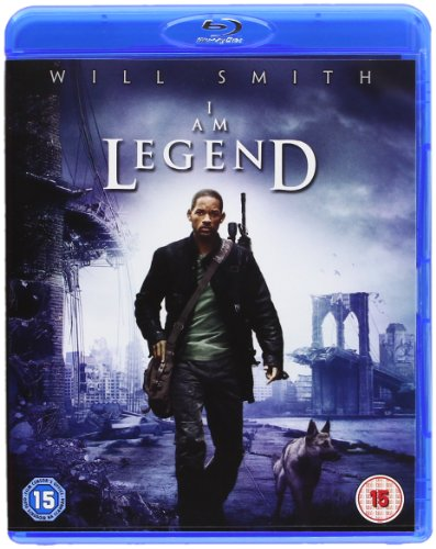 I Am Legend [Blu-ray] [Import]