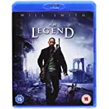 I Am Legend [Blu-ray] [2007] [Region Free]by Will Smith