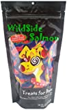 WildSide Salmon Jumbo Dog Treats - 4 oz.
