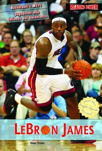 Lebron James (Basketball's MVPs/Jugadores Mas Valiosos del Baloncesto)