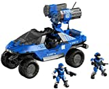 Mega Bloks 97159 Halo Blue Series Rockethog