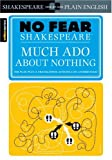 SparkNotes Much Ado About Nothing (1411401018) by Shakespeare, William