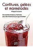 Petit livre de - Confitures, gel�es et marmelades