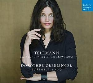 Telemann: Doppelkonzert / Suite A-Moll für Flöte