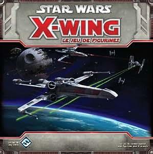 Star Wars X-Wing : Le Jeu de Figurines - La Boite de Base (Version Française)