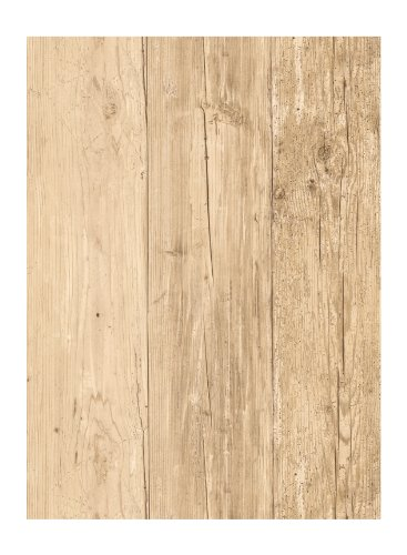 Wall In A Box Nt5881 Wide Wooden Plank Wallpaper, Ash, Pine, Oak, Sand, Beige, Brown, Aged front-1067372