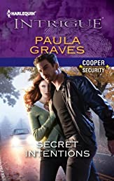Secret Intentions (Harlequin Intrigue Series)