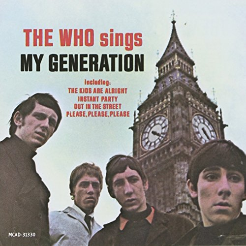 Who - The Who Sings My Generation - Zortam Music