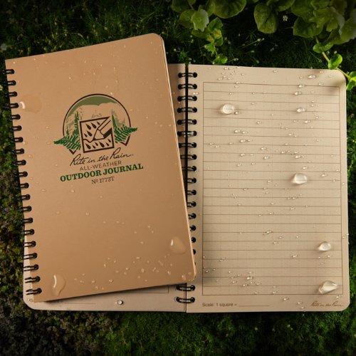 Rite in the Rain Outdoor Journal Tan #1773T