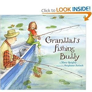 Granddad's Fishing Buddy