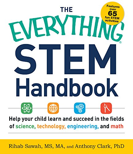 Science Technology Engineering Math: Stem Books For Kids