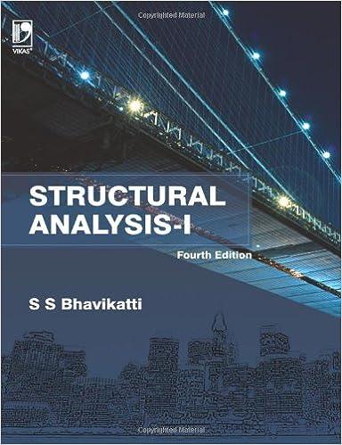 ss bhavikatti structural analysis pdf
