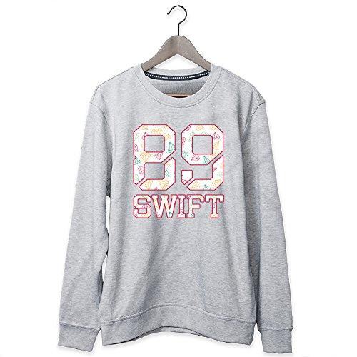 Swift 89 Sweatshirt Felpa Donna - Express Dispatch - S M L XL XXL sizes