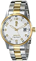 Invicta Men's 15260 I-Force 18k Gold Ion-Plated Stainless Steel Watch with Link Bracelet by Invicta